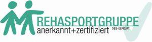 Logo Zertifikat Rehasportgruppe